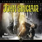 Der Hexenclub / John Sinclair Classics Bd.29 (MP3-Download)