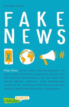 Carlsen Klartext: Fake News (eBook, ePUB) - Kuhla, Karoline