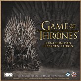 Asmodee FFGD0123 - Game of Thrones, Kampf um den Eisernen Thron, Spiel