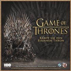 Asmodee FFGD0123 - Game of Thrones, Kampf um den Eisernen Thron, Spiel