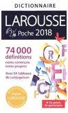 Larousse Dictionnaire Poche 2018