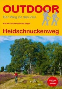 Heidschnuckenweg - Engel, Hartmut; Engel, Friederike