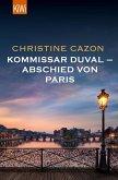 Kommissar Duval - Abschied von Paris (eBook, ePUB)