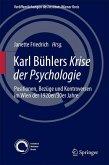 Karl Bühlers Krise der Psychologie