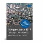 Baugesetzbuch 2017 Textausgabe mit Einführung