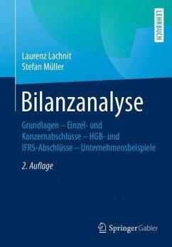 Bilanzanalyse - Lachnit, Laurenz; Müller, Stefan