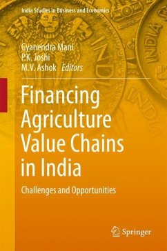 Financing Agriculture Value Chains in India