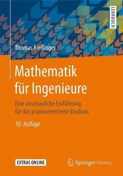 Mathematik für Ingenieure - Rießinger, Thomas