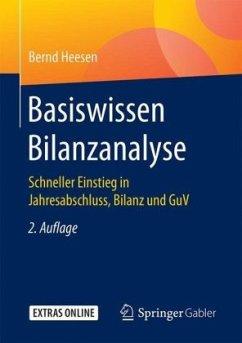 Basiswissen Bilanzanalyse - Heesen, Bernd