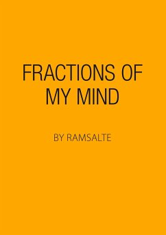 9788771880182 - Ramsalte: Fractions of my mind - Bog