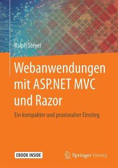 Webanwendungen mit ASP.NET MVC und Razor - Steyer, Ralph