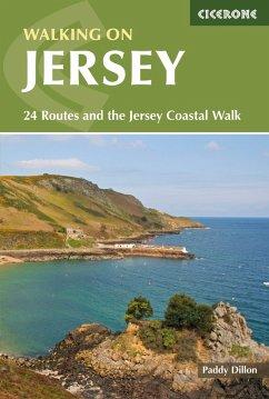Walking on Jersey (eBook, ePUB) - Dillon, Paddy
