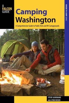 Camping Washington (eBook, ePUB) - Giordano, Steve; Rosen, Lynn