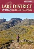 Lake District: High Level and Fell Walks (eBook, ePUB)
