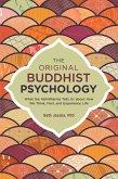 The Original Buddhist Psychology (eBook, ePUB)