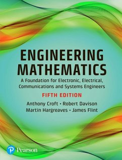 Engineering Mathematics (eBook, PDF) - Croft, Anthony; Davison, Robert; Flint, James; Hargreaves, Martin