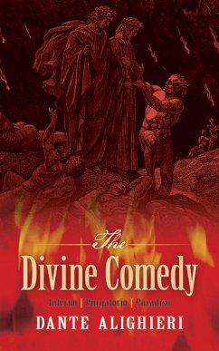 The Divine Comedy (eBook, ePUB) - Dante Alighieri