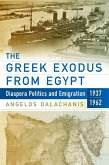 The Greek Exodus from Egypt (eBook, ePUB)