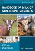 Handbook of Milk of Non-Bovine Mammals (eBook, ePUB)