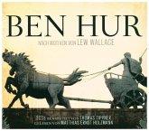 Ben Hur, 3 Audio-CDs