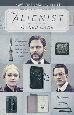 The Alienist (TNT Tie-In Edition) - Carr, Caleb