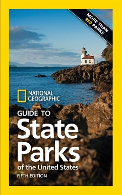 National Geographic Guide to State Parks of the United States 5th ed - National Geographic
