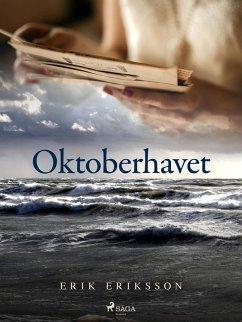 9788711781692 - Eriksson, Erik: Oktoberhavet (eBook, ePUB) - Bog