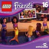 Die verliebte Andrea / LEGO Friends Bd.16 (Audio-CD)