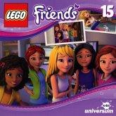 Das verschwundene Haus / LEGO Friends Bd.15 (Audio-CD)