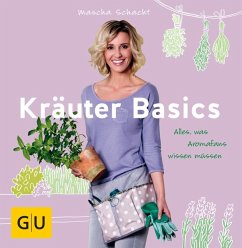 Kräuter Basics (Mängelexemplar) - Schacht, Mascha