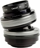 Lensbaby Composer Pro II incl. Sweet 35 Optic Objektiv für Sony E-Mount (46 mm Filtergewinde, Vollformat / APS-C Sensor)