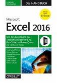 Microsoft Excel 2016 - Das Handbuch (eBook, ePUB)
