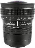 Lensbaby Circular Fisheye Objektiv für Sony E-Mount (APS-C Sensor)