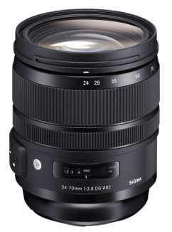 Sigma 2,8/24-70 DG OS HSM N/AF Art Zoom-Objekti...