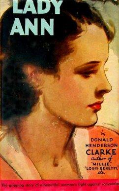 Lady Ann (eBook, ePUB) - Clarke, Donald Henderson