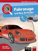 Leselauscher Wissen: Fahrzeuge und ihre Erfinder (inkl. CD&Bastelbogen)