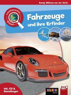 Leselauscher Wissen: Fahrzeuge und ihre Erfinde...