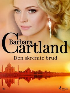 9788711764527 - Cartland, Barbara: Den skremte brud (eBook, ePUB) - Bog