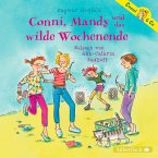Conni, Mandy und das wilde Wochenende / Conni & Co Bd.13 (MP3-Download)