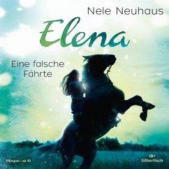 Eine falsche Fährte / Elena - Ein Leben für Pferde Bd.6 (MP3-Download) - Neuhaus, Nele