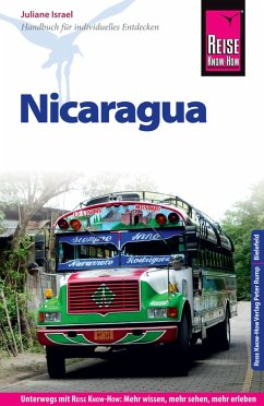 Reise Know-How Nicaragua (Reiseführer) (eBook, PDF) - Israel, Juliane