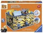 Ravensburger 11260 - Aufbewahrungsbox: Ich, einfach unverbesserlich 3, 3D-Puzzle