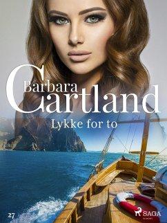 9788711763964 - Cartland, Barbara: Lykke for to (eBook, ePUB) - Bog