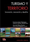 Turismo y territorio (eBook, ePUB)