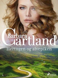 9788711763704 - Cartland, Barbara: Hertugen og alvepiken (eBook, ePUB) - Bog