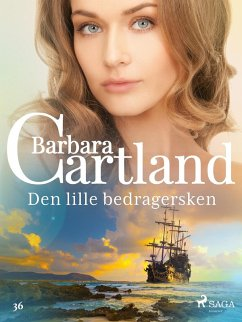 9788711765821 - Cartland, Barbara: Den lille bedragersken (eBook, ePUB) - Bog