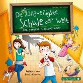Das geheime Klassenzimmer / Die unlangweiligste Schule der Welt Bd.2 (MP3-Download)