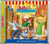 Bibi Blocksberg - Chaos im Hexeninternat, 1 Audio-CD