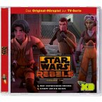 Star Wars Rebels - Der vergessene Droide/Kampf um die Basis, 2 Audio-CDs