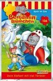 Benjamin Blümchen - Spuk im Zoo, 1 Cassette